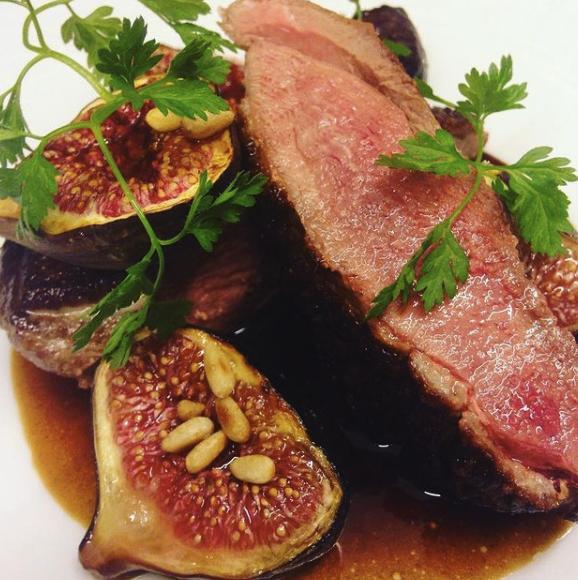 Des viandes savoureuses au menu du Radis Beurre.