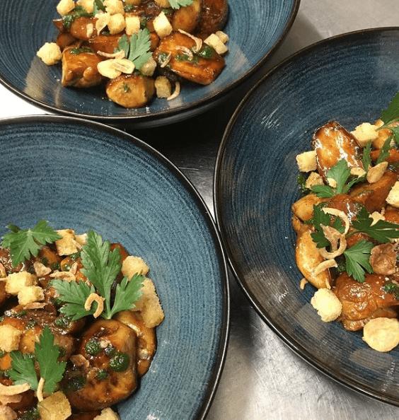 Une cuisine traditionnelle bistronomique savoureuse.