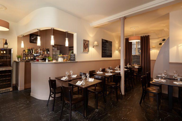 Découvrez le restaurant bistronomique Le Radis Beurre à Paris.