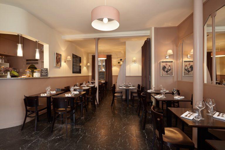 Découvrez le restaurant bistronomique Le Radis Beurre près de Montparnasse.